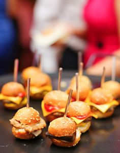 WeddingChannel Galleries: Hamburgers