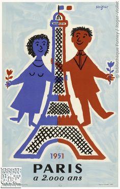 * Paris a 2000 ans - Savignac