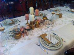 "Art de la table ""romantic- spring"""
