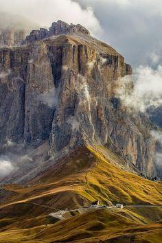 Passo Sella Italy Trentino-Alto Adige South Tyrol