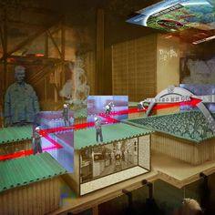 성장의 이면에는 사람과 자연의 파괴도 있다. 당신은 성장과 이익을 누리는 사람인가? 파괴의 피해를 입고있는 사람인가?🏭 - #collage #artwork #digitalart #drawing #graphic #architecture #architecturemodel #seoul #korea #earthquake #building #factory #city #verticalcity #modern #industrial #vintage  #development #apartment #environmental #people #work #airpollution #destroyed #construction #건축학과 #modeling #illustration #socialart #건축