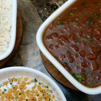 Step-by-step Home-style Rajmah