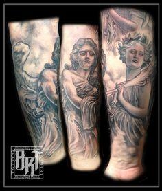 #andrewrtrull.com #spokanetattooartist I Tattoo, Tattoo Artists, Portrait, Headshot Photography, Portrait Paintings, Drawings, Portraits
