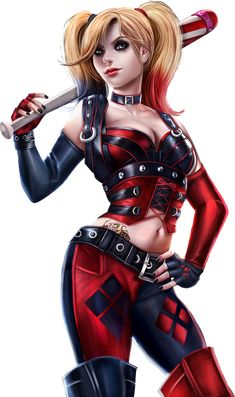 Harley Quinn by RajivCR7 on deviantART