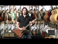The WAIT is over! PHIL X 1978 Gibson Explorer 01424 - YouTube