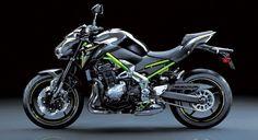 EICMA 2016: Kawasaki showcases Z650 and Z900