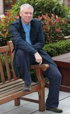 Most Studded Rock Star Shoes of the Day · Adam shows his support for Walk in My Shoes mental health campaign. Mental Health Campaigns, Paul Hewson, Larry Mullen Jr, Bono U2, Adam Clayton, U 2, Walk In My Shoes, Star Shoes, Look At The Stars