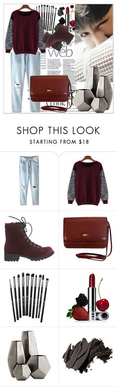 """"""".196"""" by i-love-louis-thetommo-tomlinson on Polyvore featuring Wet Seal, Revolution, Clinique, Cyan Design, Bobbi Brown Cosmetics, women's clothing, women's fashion, women, female and woman"""
