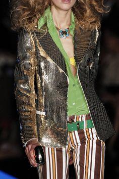 Roberto Cavalli Spring 2006 - Details