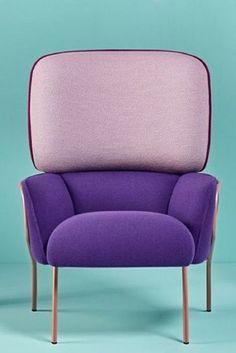 Cotton, a chair designed by Missana and Eli Gutiérrez
