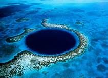 Great scuba diving vacation- The Blue Hole in Belize