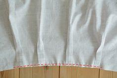 タック入りサーカスパンツの製図・型紙と作り方 | nunocoto fabric Tandoori Masala, Linen Pants, Cheer Skirts, Elsa, Fabric, How To Make, Fashion, Dressmaking, Tejido