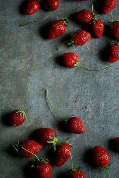 Wild Summer Strawberries    #wishfarms #sweetsummertime