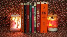 Aparador de Livros/Luminária