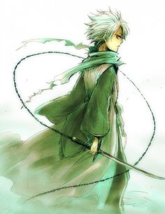Hitsugaya bleach captain