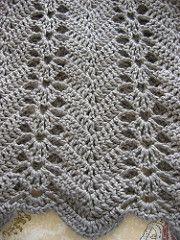 grandma's lacy ripple pattern