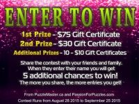 Open to CAN/US ~ Ends Sept. 25/15 #giveaway