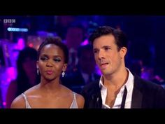 Danny Mac & Oti Mabuse Viennese Waltz to 'Never Tear Us Apart' - Strictly Come Dancing 2016: Week 2 - YouTube