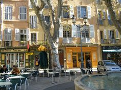 Aix en Provence, France . So many memories.