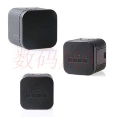 Go Pro camera Accessories GoPro hero 4 session Camera Lens cap cover Box Cover Protection fit. Click visit to buy #lenses #accessories