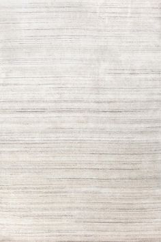 Icelandia White Hand Knotted Wool/Viscose Rug by Dash & Albert White Rug, White Area Rug, Wall Carpet, Rugs On Carpet, Carpets, Room Carpet, Carpet Trends, Carpet Ideas, Solid Rugs