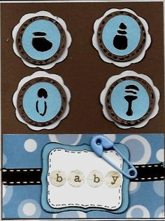 Stampin up card stock. Cartridges used New Arrival,Simply Sweet and Accent Essentials.
