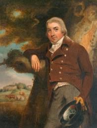 Edward Jenner(1749-1823). Inventor of smallpox vaccine. Royal Berkeley Lodge of Faith & Friendship #449, Berkeley, England.