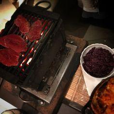 Braserade Boeuf at Boccalatte Chamonix #meatlover #chamonix #lovelyfood #boccalatte