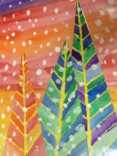 2nd Grade Smarty-Arties taught by the Groovy Grandma!: Christmas Art