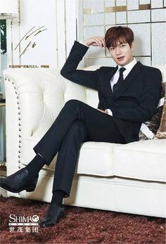 Lee Min Ho for Shimao