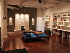 Yoga Santosha - great yoga studio