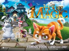 The House of Magic Movie Poster