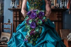 #peacock #weddingdress #whitbyweddingphotographer #colourfulwedding #bride