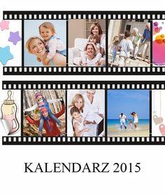 Fotokalendarz projekt z izziBook.pl - szablon Oto Foto
