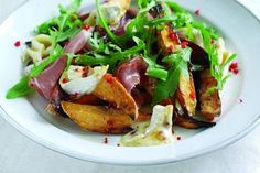 French goat's cheese camembert salad recipe