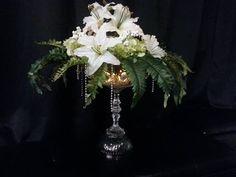 Diy wedding centerpiece ideas and amaze away giveaway closed diy dollar tree centerpiece chandelier that lights up diy wedding centerpiece or home decor junglespirit Gallery