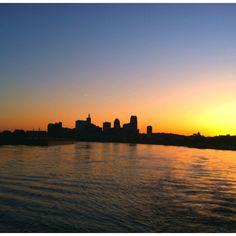 St. Paul sunset 5/12/12 #Minnesota