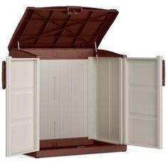 Gerätebox, Aufbewahrungsschuppen COMPACT: Amazon.de: Baumarkt