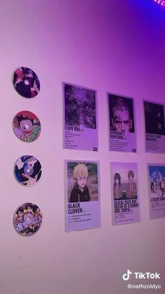 Indie Room Decor, Cute Bedroom Decor, Room Design Bedroom, Aesthetic Room Decor, Room Ideas Bedroom, Deco Cool, Anime Crafts, Cute Room Ideas, Kawaii Room
