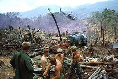 batalla en Shau Valley