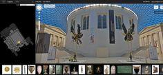 modelo 3D del museo