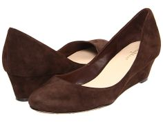 Cole Haan Air Talia Wedge Chestnut Suede 40 - Zappos.com Free Shipping BOTH Ways