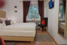 #Standard #Doppelzimmer im Waldgasthof Buchenhain...