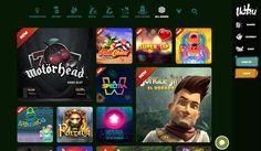 Ikibu mobile casino games and lobby.