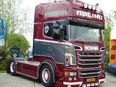 SCANIA truck.....