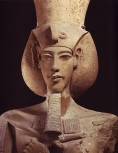 Yeah, screw you Akhenaten for almost ruining Egypt. But thanks too for making a