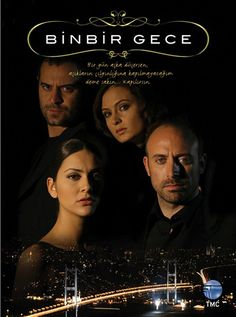 Las mil y una noches teleserie Turca - Binbir Gece, Tv Dizisi
