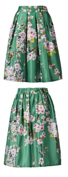 Perfect skirt! -- I'm in love!  Where do I find these? Choies.com