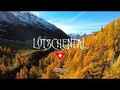 Autumn Valley | Lötschental Switzerland - YouTube Switzerland, Neon Signs, Autumn, Youtube, Travel, Collection, Viajes, Fall Season, Fall