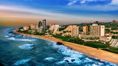 Umhlanga is a beautiful coastal town north of Durban, KwaZulu-Natal in South Africa. Umhlanga is seen as one of Durban's most popular resort towns. If you are planning a trip here, you will not be disappointed! You can find a lot of epic adventures to do in this paradise town with the whole family. Catch a tan under the summer sun on Umhlanga's main beach. There are lifeguards on duty so you can go swimming and surfing in the warm Indian Ocean. Breakers Hotel, The Breakers, V&a Waterfront, Kwazulu Natal, Lifeguard, Summer Sun, Coastal, Surfing, Ocean
